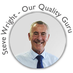 Steve Wright quality at Stocksigns Ltd