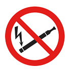 eciggarettes -signs Health and safety signs from Stocksigns