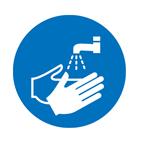 Mandatory Hygiene Signs