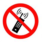 no-mobile-phones-signs Health and safety signs from Stocksigns