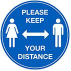 Social Distancing - Non Specific