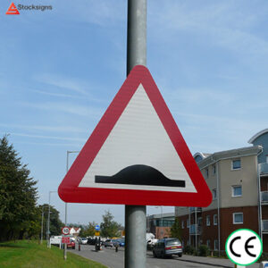 CE Road traffic sign
