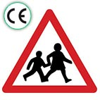Warning Traffic Signs - CE Certified