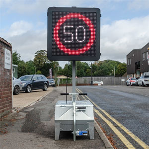 VMS Mini Unit from Messagemaker Displays and Stocksigns Ltd